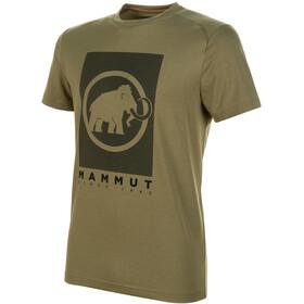 Mammut Trovat T-shirt Herrer, olive PRT2